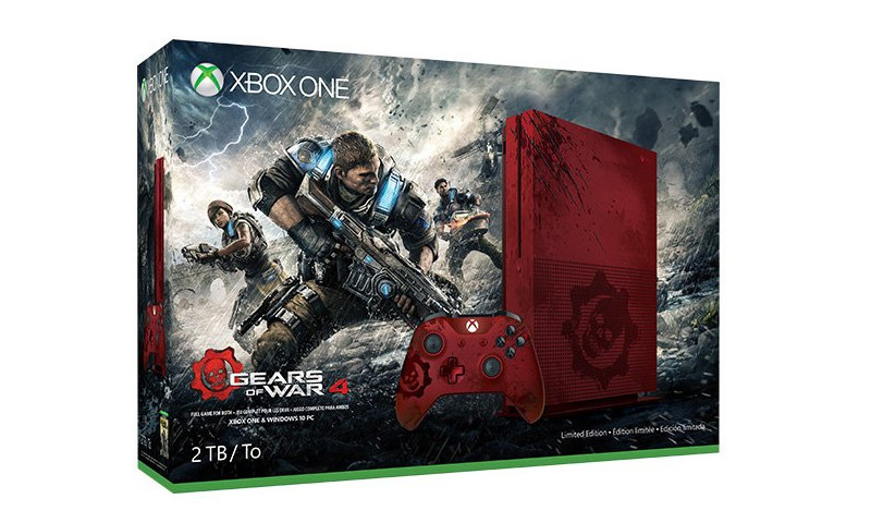 Xbox One - Gears edition