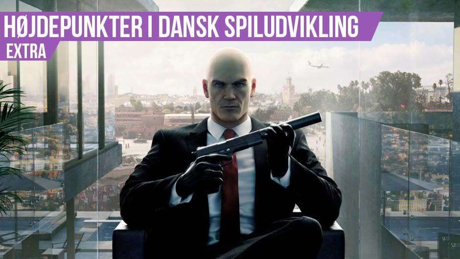 Højdepunkter i dansk spilhistorie