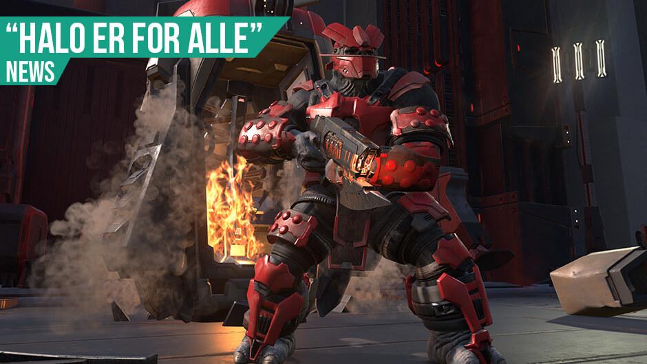 Spil Halo multiplayer gratis