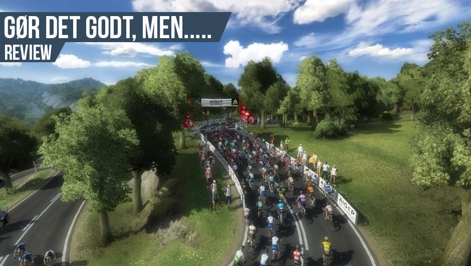 Anmeldelse: Pro Cycling Manager 2019