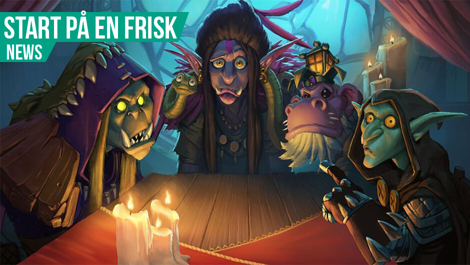 Indtryk: Hearthstone: Rise of Shadows
