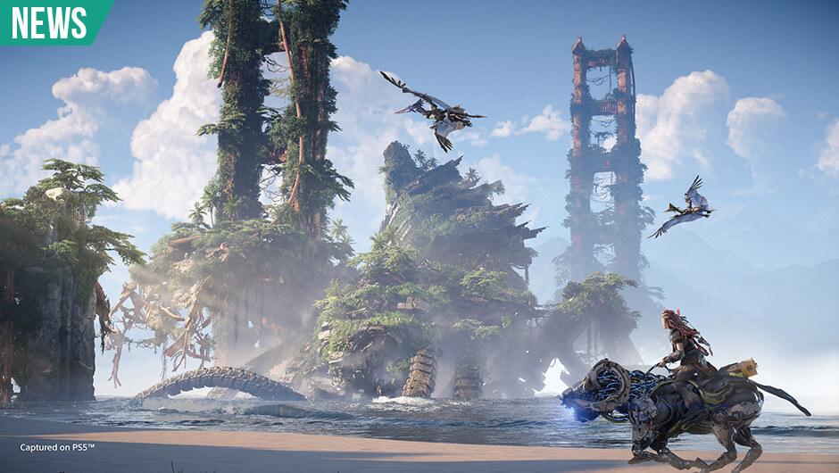 Rygte: Horizon VR spil under udvikling