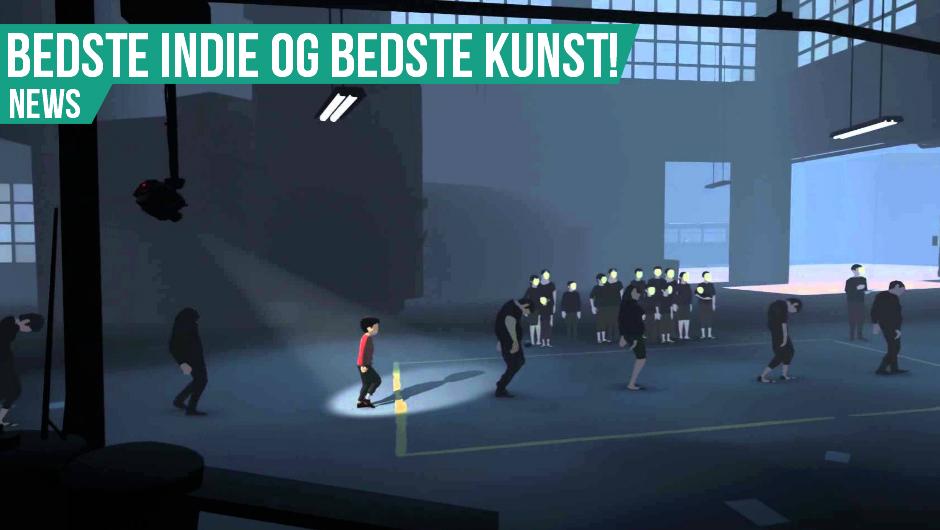 Dansk spiludvikler løb med 2 priser