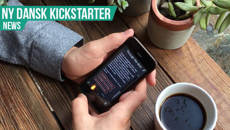 Dansk Kickstarter genopfinder rollespilsbøger