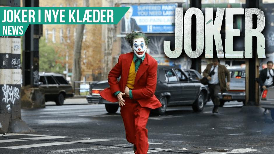 Første trailer fra Joker