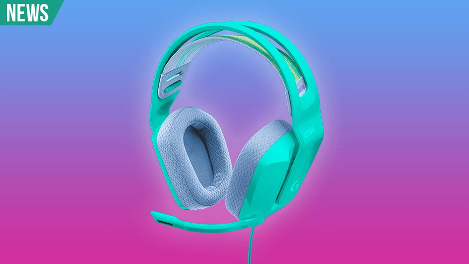 Headset i stærke farver