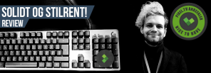 Anmeldelse: Logitech G513 Carbon Keyboard