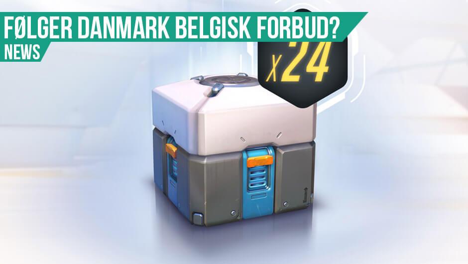Dansk politisk fokus på lootboxe