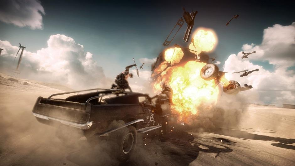 Mad Max Savage Road Trailer