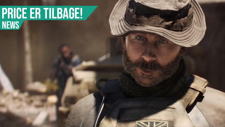 Historie trailer til Modern Warfare
