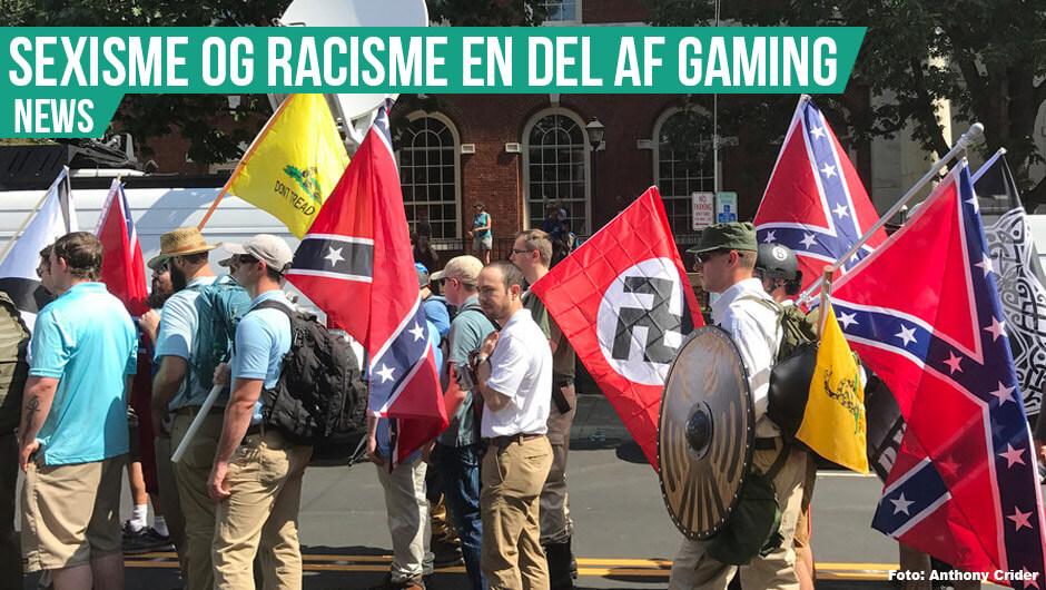Er gamere racister og sexister?
