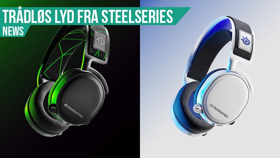 Next-gen lyd fra SteelSeries