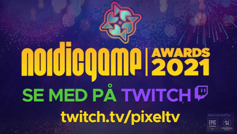 Nordic Game Awards 2021 - Live!