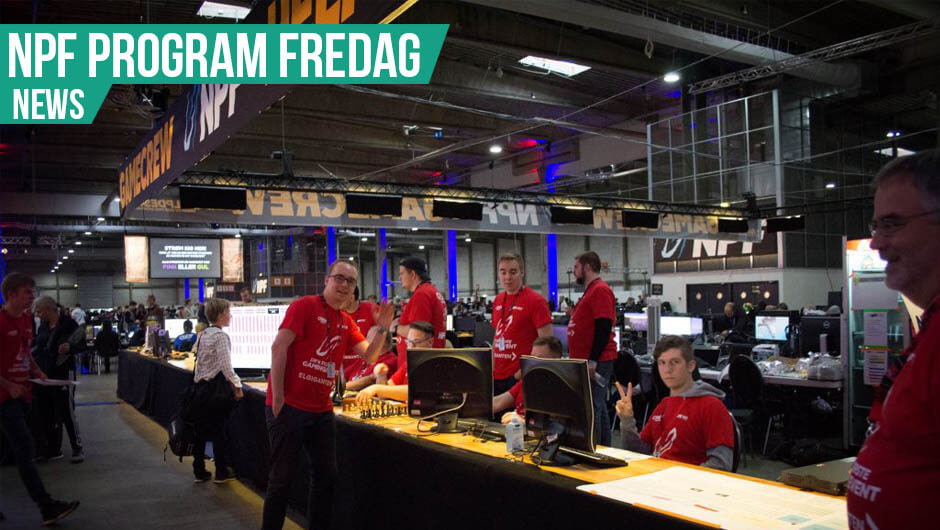 NPF Program Fredag