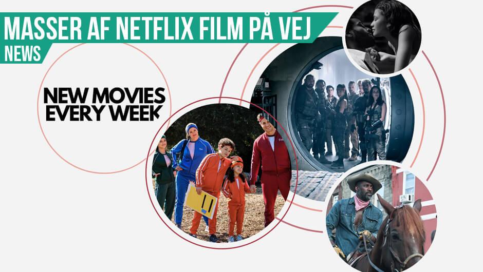 En ny film hver eneste uge