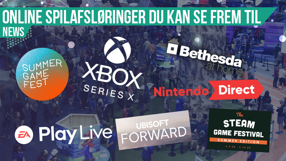 Spiludviklernes online fest