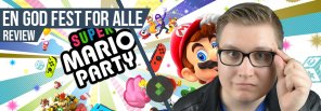 Super Mario party Anmeldelse