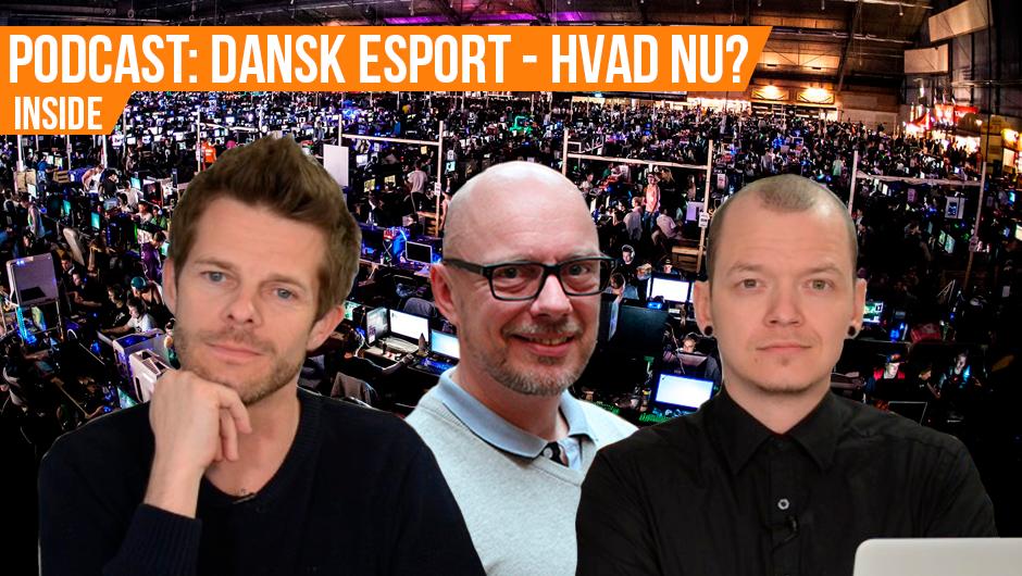 Dansk esport - Hvad nu?