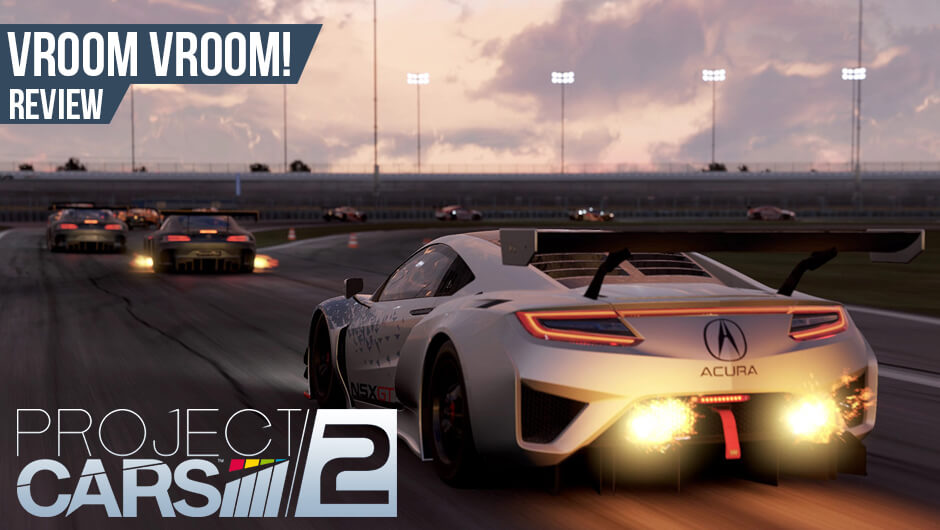 Anmeldelse: Project Cars 2