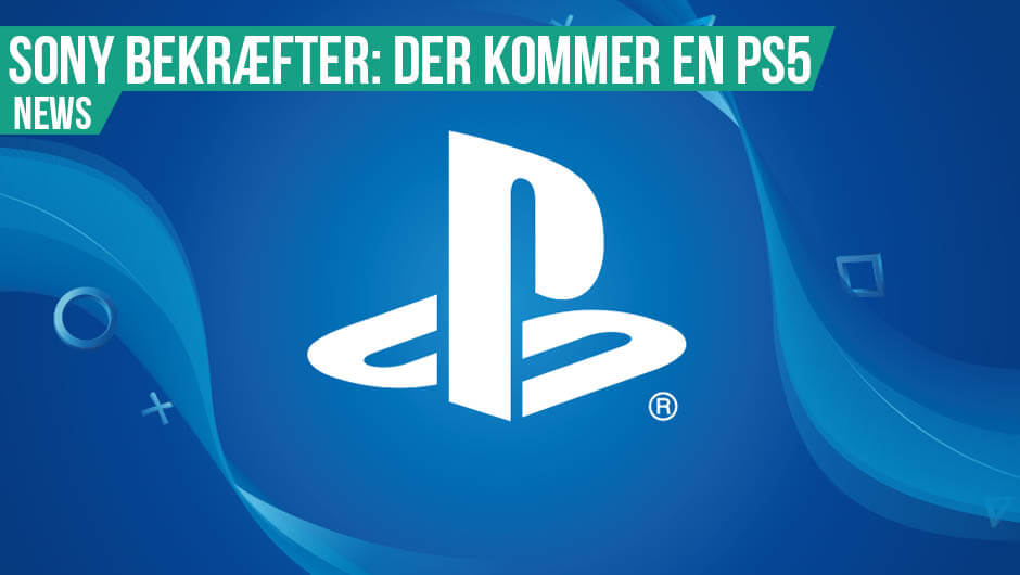 SONY kommer med en PS5