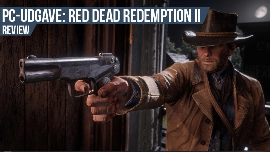 Anmeldelse: Red Dead Redemption II
