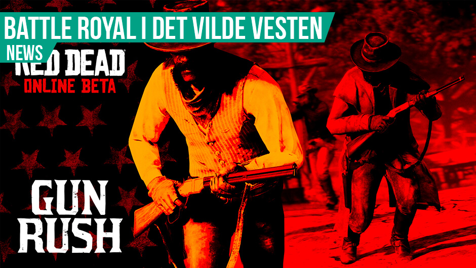 Red Dead Online får Battle Royale