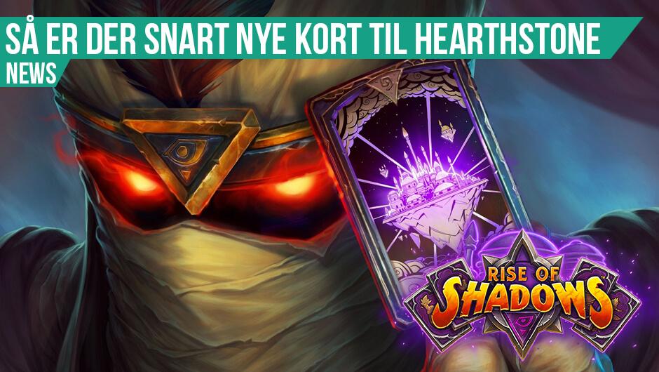 Nye kort til Hearthstone