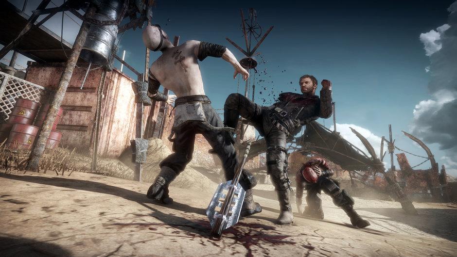 Mad Max gameplay trailer udgivet
