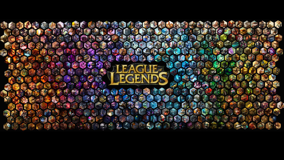 League of Legends får et make-over.