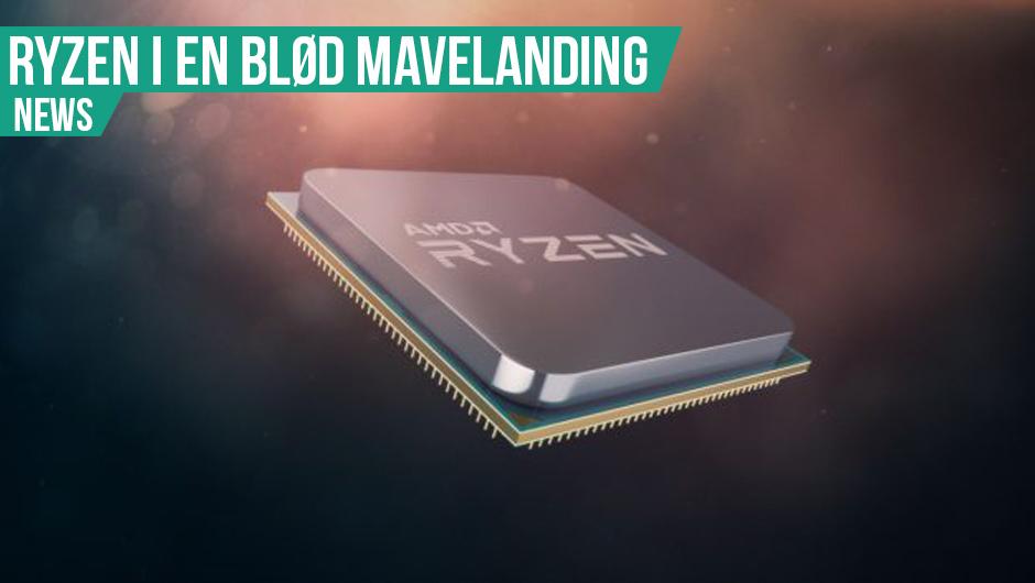 Vent med AMD Ryzen