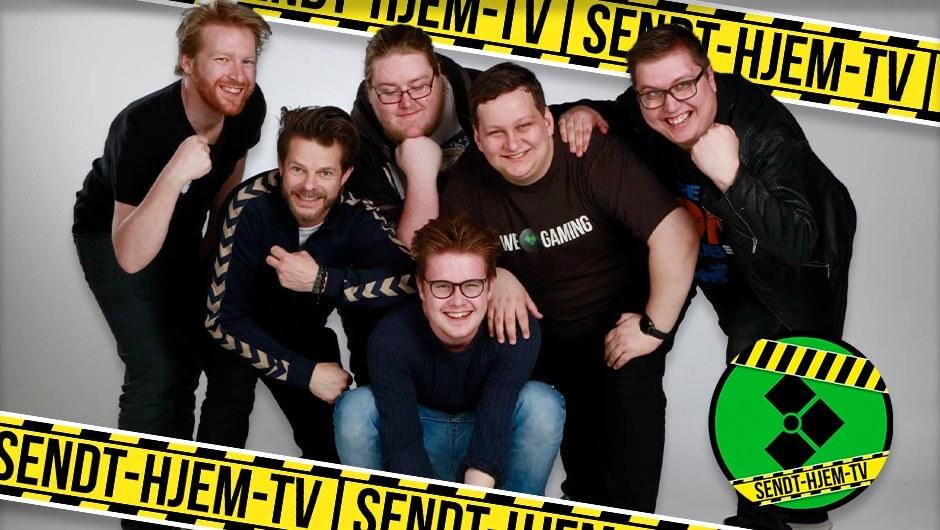 Sendt-Hjem-Tv i en krisetid