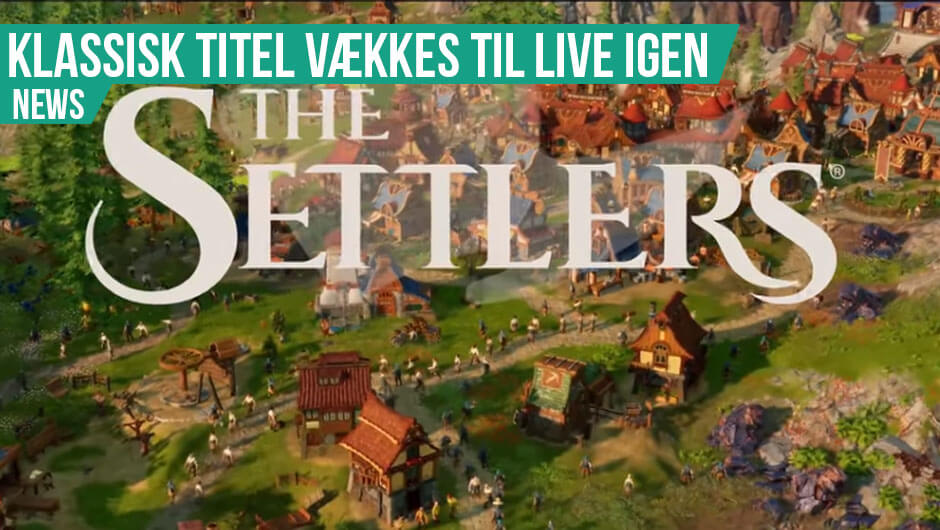 The Settlers genoplives