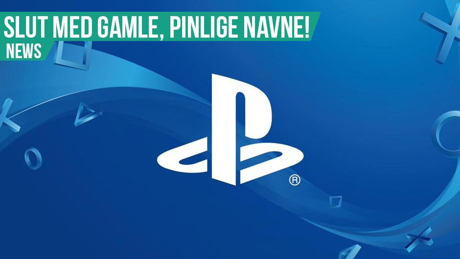 Endeligt! Skift navn på PlayStation Network