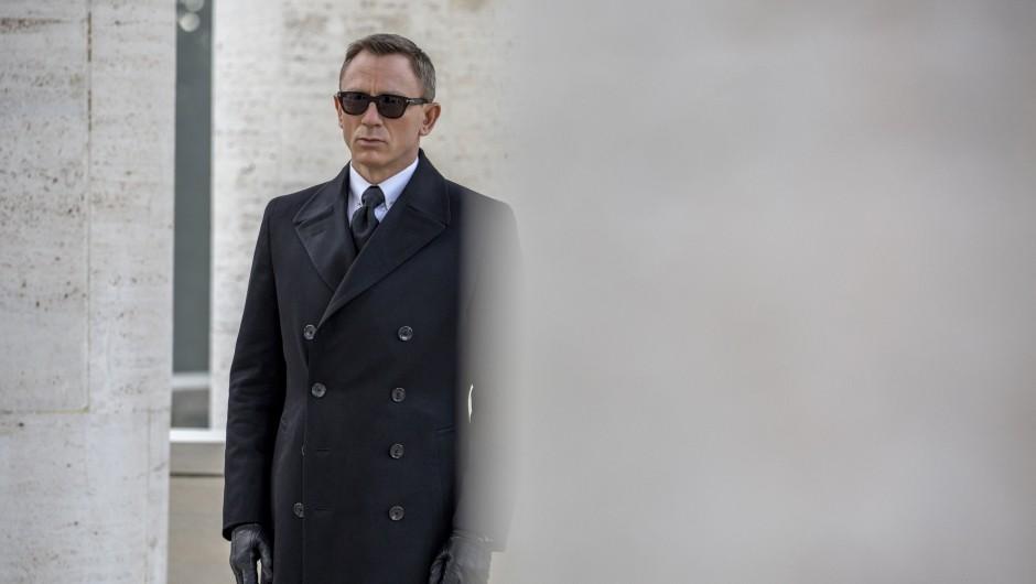 Filmanmeldelse: James Bond: Spectre