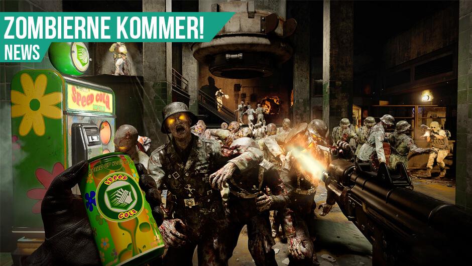 Stort Zombie event på vej?