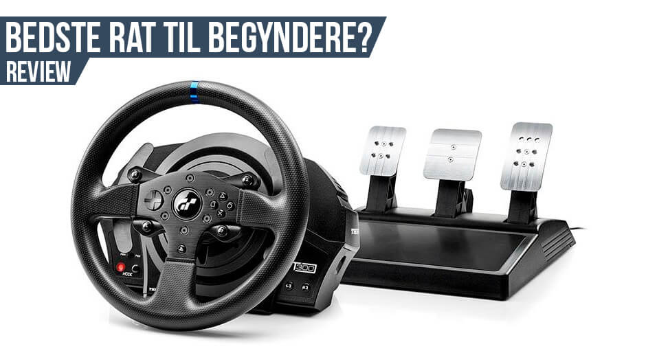 Anmeldelse: Thrustmaster T300RS GT Edition