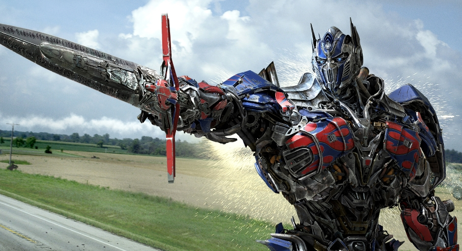 Anmeldelse: Transformers Age of Extinction