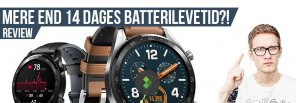 Anmeldelse: Huawei Watch GT