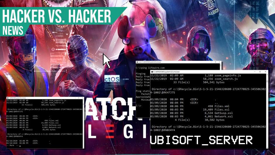 Ubisoft er blevet hacket?