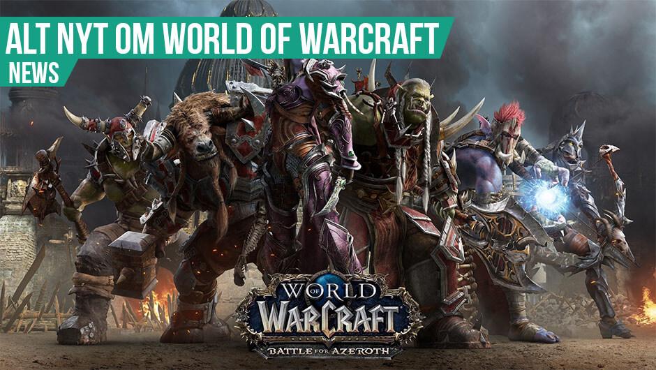 BlizzCon - Alt nyt omkring World of Warcraft