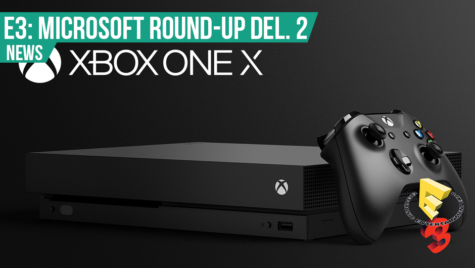 E3: Microsoft Round-up del. 2